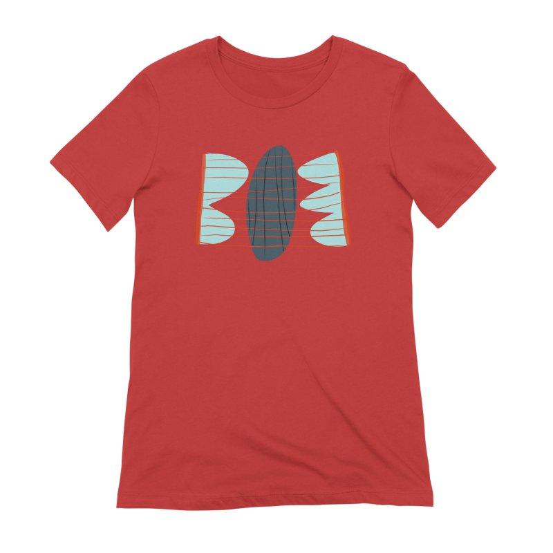 Hold Women's Extra Soft T-Shirt by Michael Pfleghaar