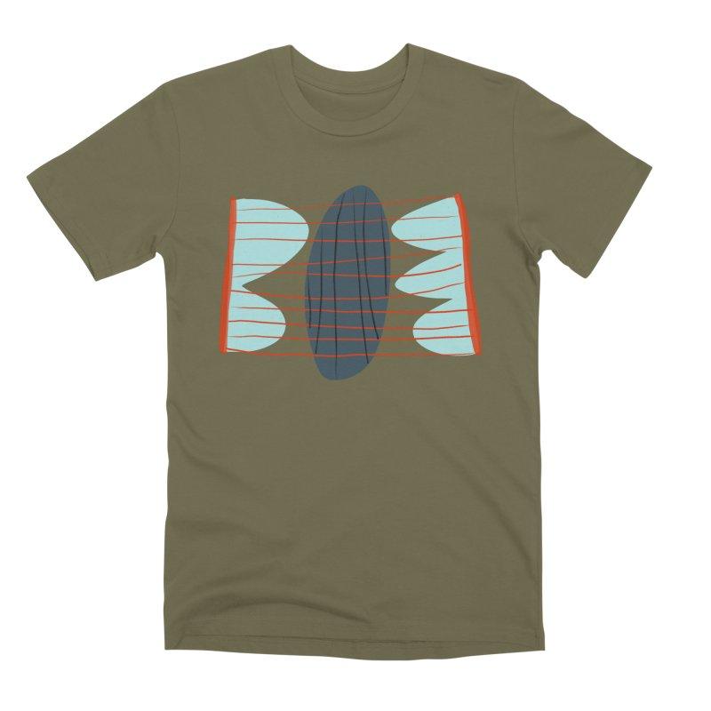 Hold Men's Premium T-Shirt by Michael Pfleghaar