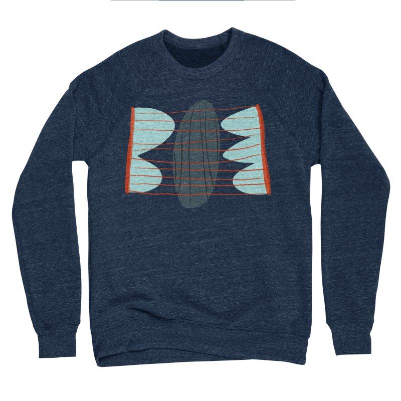 Hold Men's Sponge Fleece Sweatshirt by Michael Pfleghaar