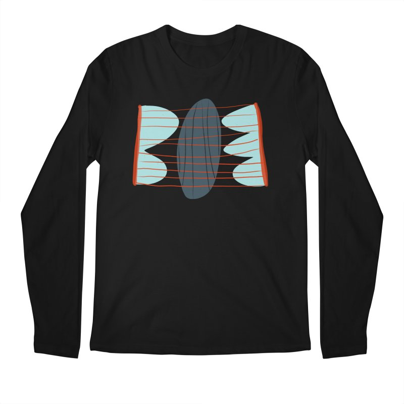 Hold Men's Longsleeve T-Shirt by Michael Pfleghaar