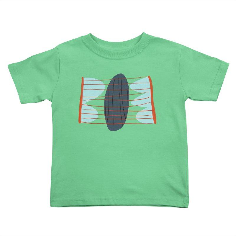 Hold Kids Toddler T-Shirt by Michael Pfleghaar