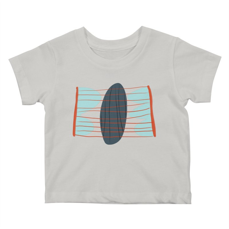 Hold Kids Baby T-Shirt by Michael Pfleghaar