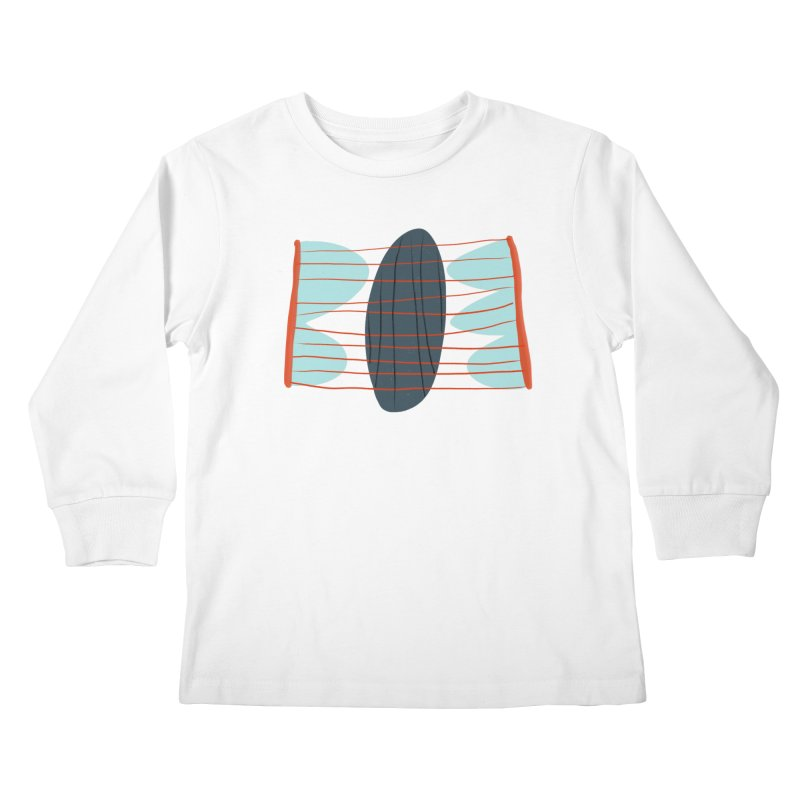 Hold Kids Longsleeve T-Shirt by Michael Pfleghaar