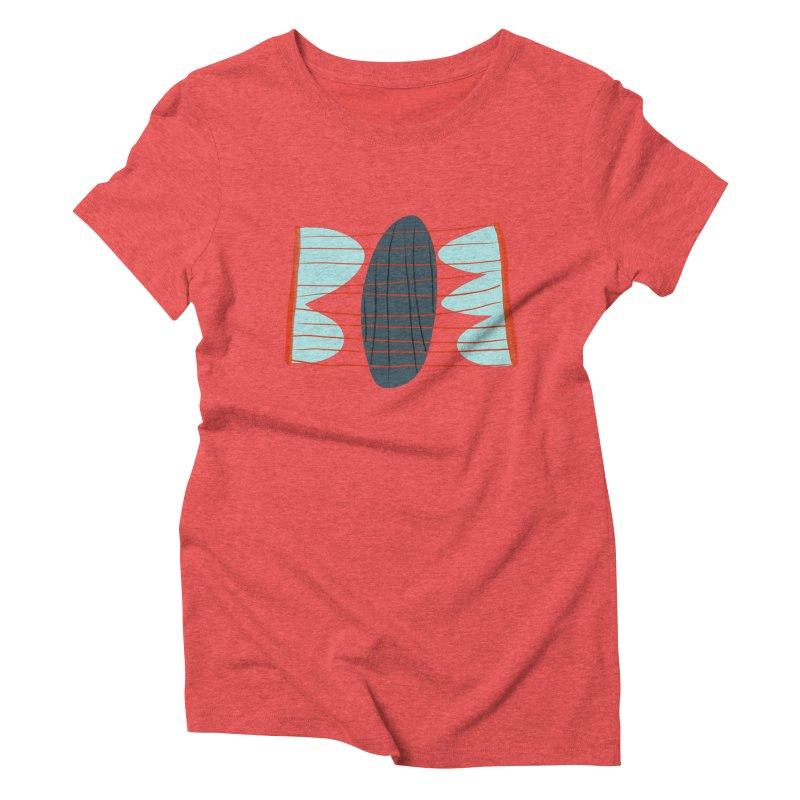 Hold Women's Triblend T-Shirt by Michael Pfleghaar
