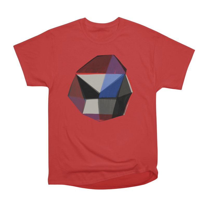 Square Diamonds 1 Women's Heavyweight Unisex T-Shirt by Michael Pfleghaar