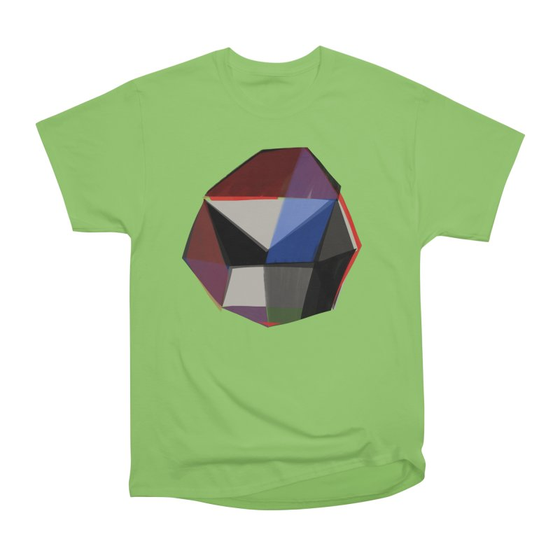 Square Diamonds 1 Men's Heavyweight T-Shirt by Michael Pfleghaar