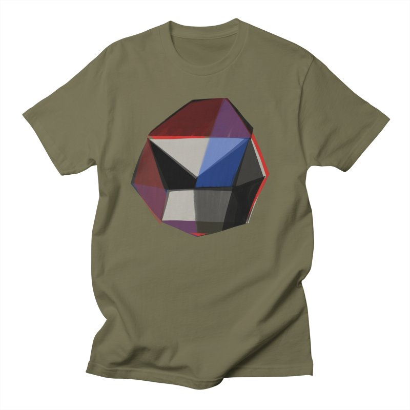 Square Diamonds 1 Women's Regular Unisex T-Shirt by Michael Pfleghaar