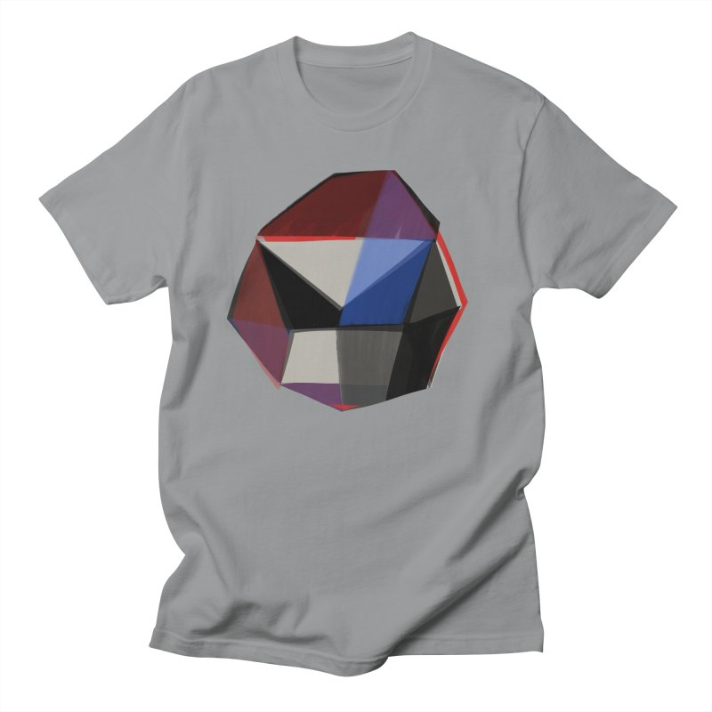 Square Diamonds 1 Men's Regular T-Shirt by Michael Pfleghaar