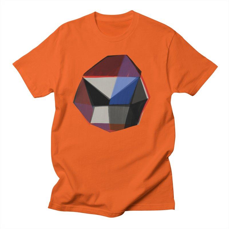 Square Diamonds 1 Men's T-Shirt by Michael Pfleghaar