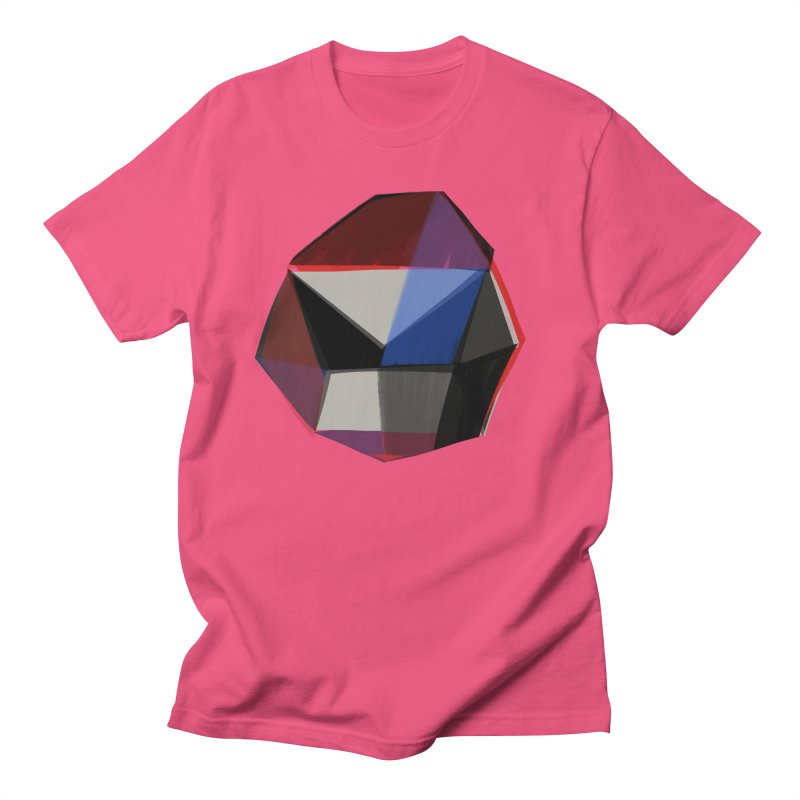 Square Diamonds 1 Women's Unisex T-Shirt by Michael Pfleghaar