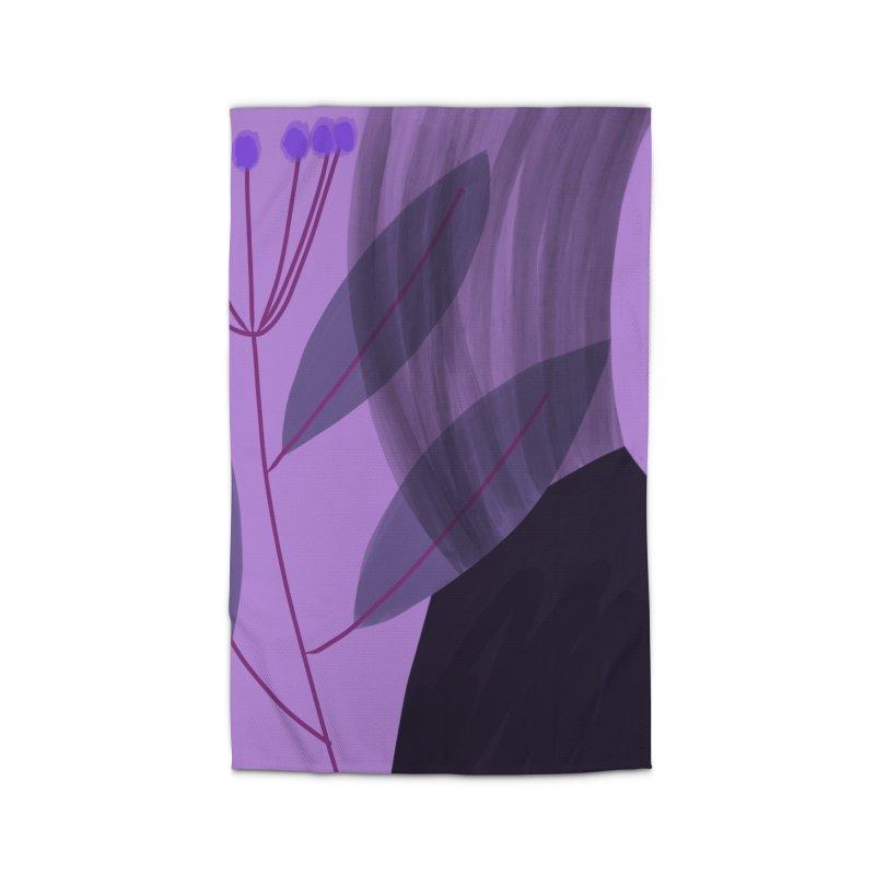 New Leaf 5 Home Rug by Michael Pfleghaar