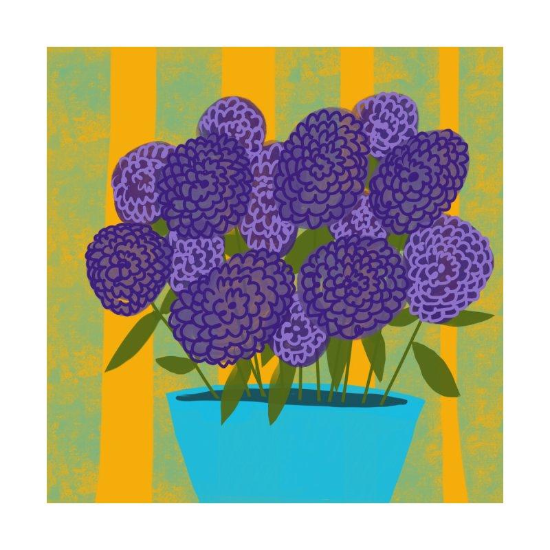 Ultra Violet Bouquet #2 by Michael Pfleghaar