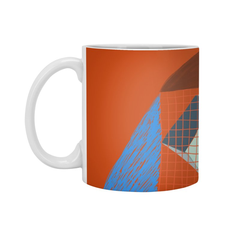 Imaginary Architecture 1 Accessories Mug by Michael Pfleghaar