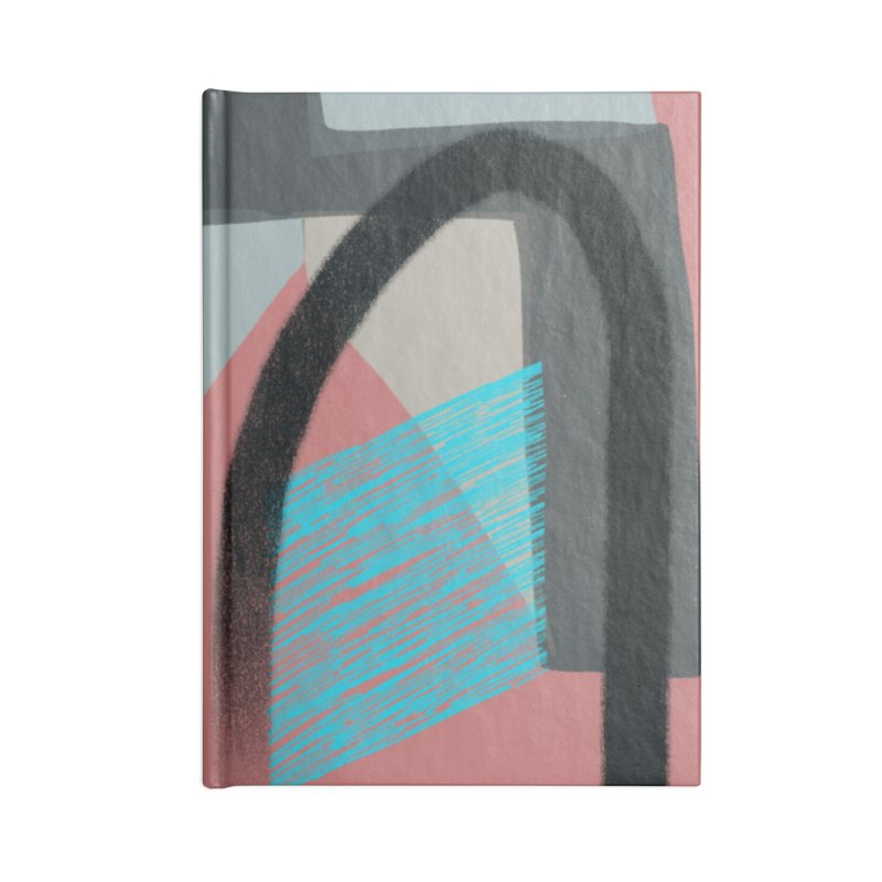 Imaginary Architecture 2 Accessories Notebook by Michael Pfleghaar
