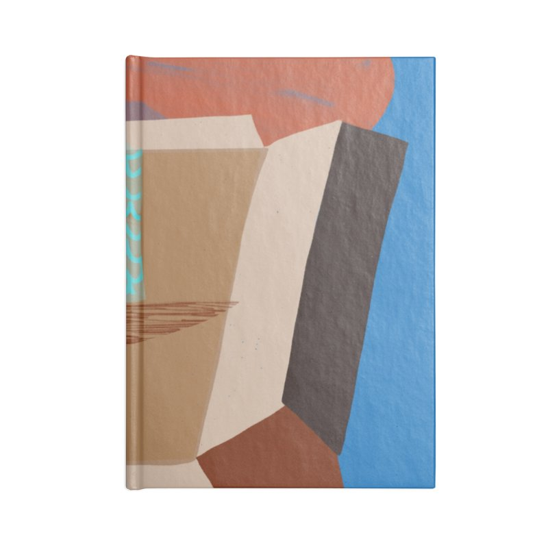 Imaginary Architecture 3 Accessories Notebook by Michael Pfleghaar
