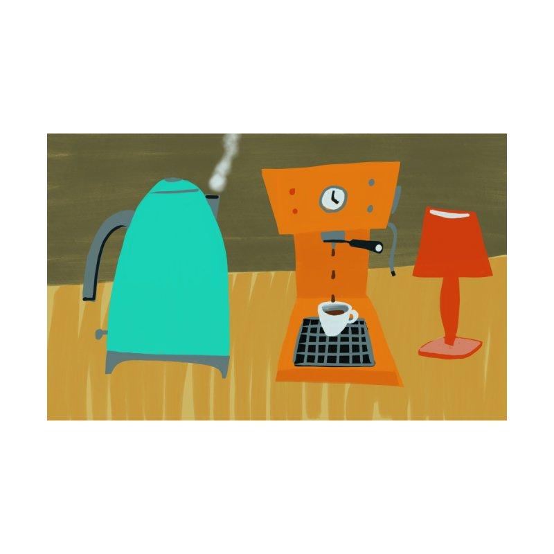 Weekend Coffee by Michael Pfleghaar
