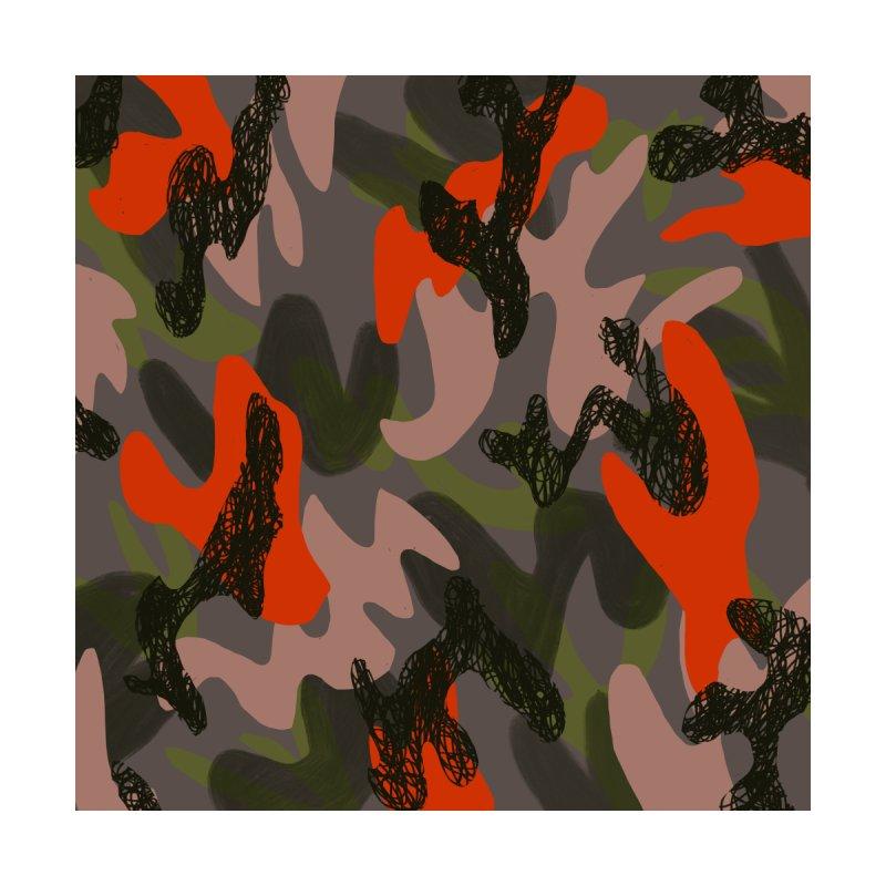 Camouflage 3 by Michael Pfleghaar