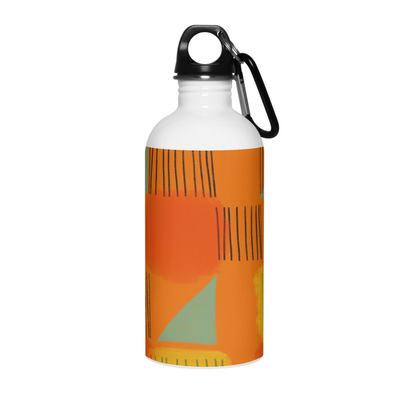 Flags 2 Accessories Water Bottle by Michael Pfleghaar