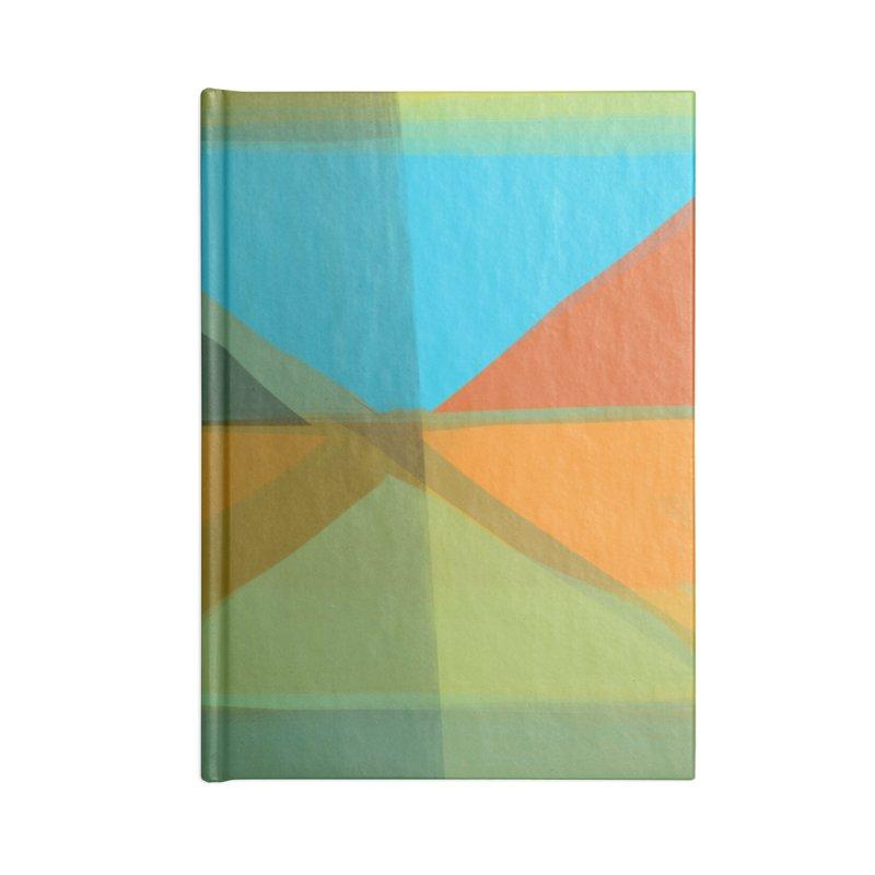 Harlequin 1 Accessories Blank Journal Notebook by Michael Pfleghaar