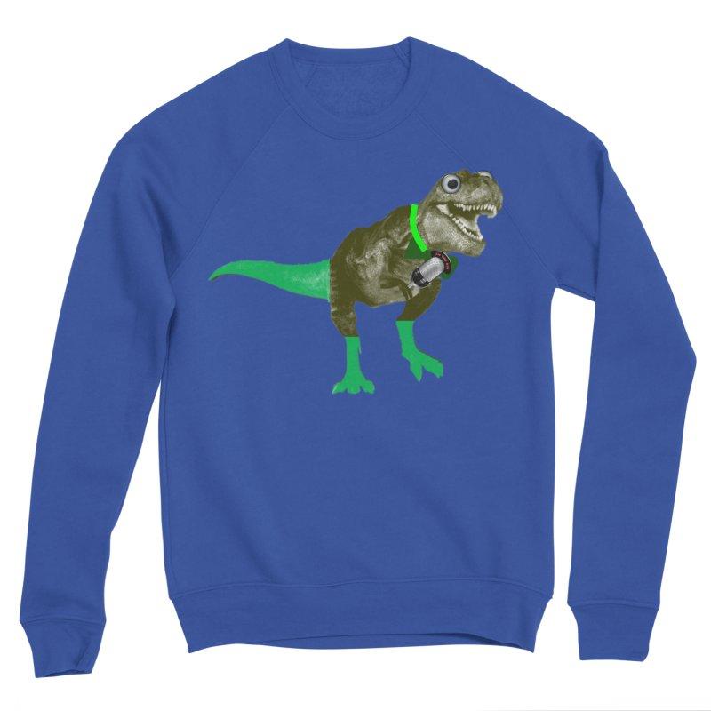 Lulzard the Lulzilla Lizard Women's Sweatshirt by PGMercher  - A Pretty Good Merch Shop