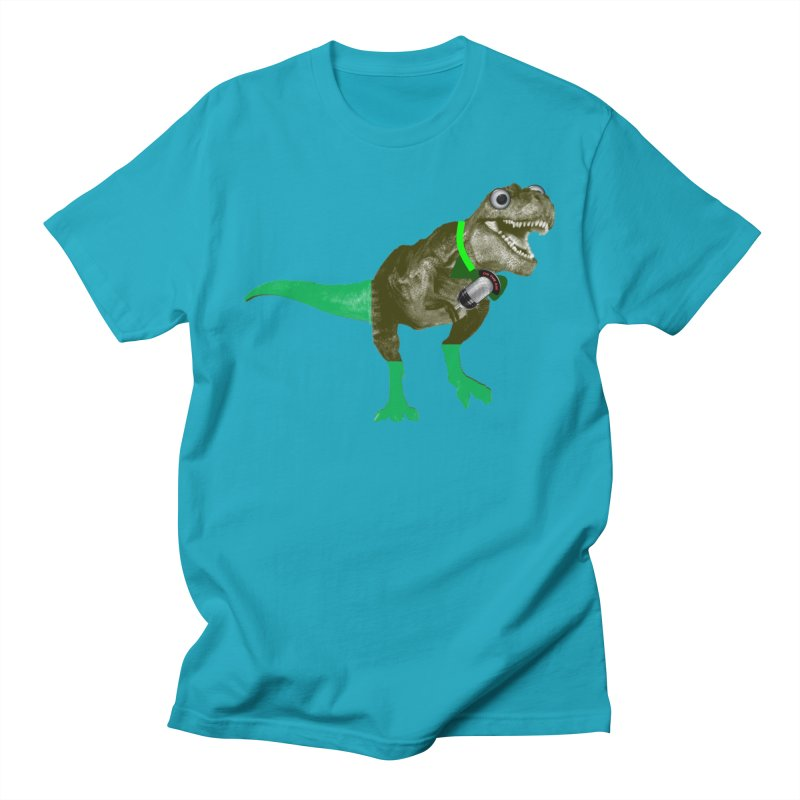 Lulzard the Lulzilla Lizard Men's T-Shirt by PGMercher  - A Pretty Good Merch Shop