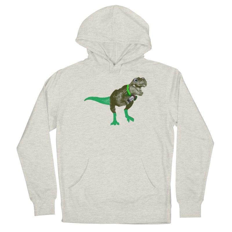 Lulzard the Lulzilla Lizard Men's Pullover Hoody by PGMercher  - A Pretty Good Merch Shop
