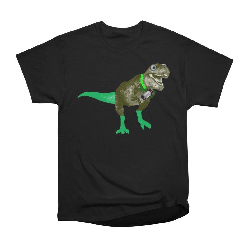 Lulzard the Lulzilla Lizard Men's Heavyweight T-Shirt by PGMercher  - A Pretty Good Merch Shop