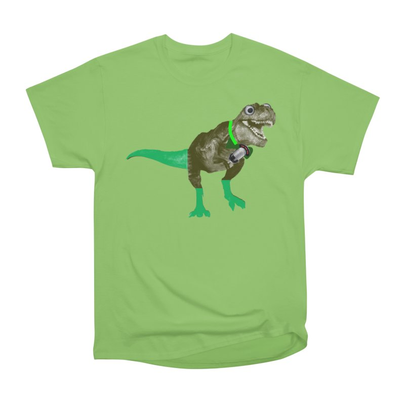 Lulzard the Lulzilla Lizard Women's Heavyweight Unisex T-Shirt by PGMercher  - A Pretty Good Merch Shop