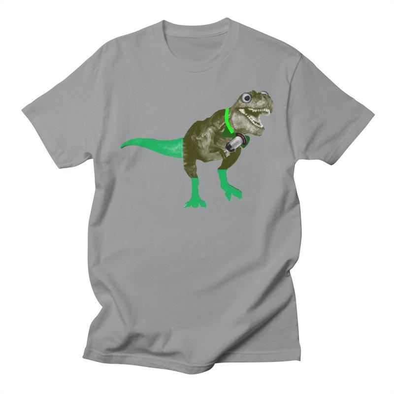 Lulzard the Lulzilla Lizard Women's Regular Unisex T-Shirt by PGMercher  - A Pretty Good Merch Shop