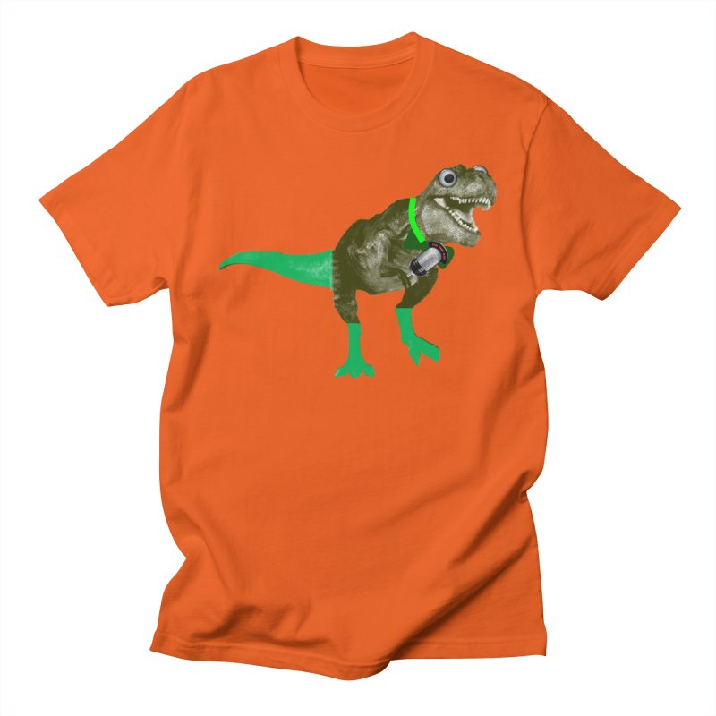 Lulzard the Lulzilla Lizard Women's Regular Unisex T-Shirt by PGMercher  - A Pretty Good Merch Shop