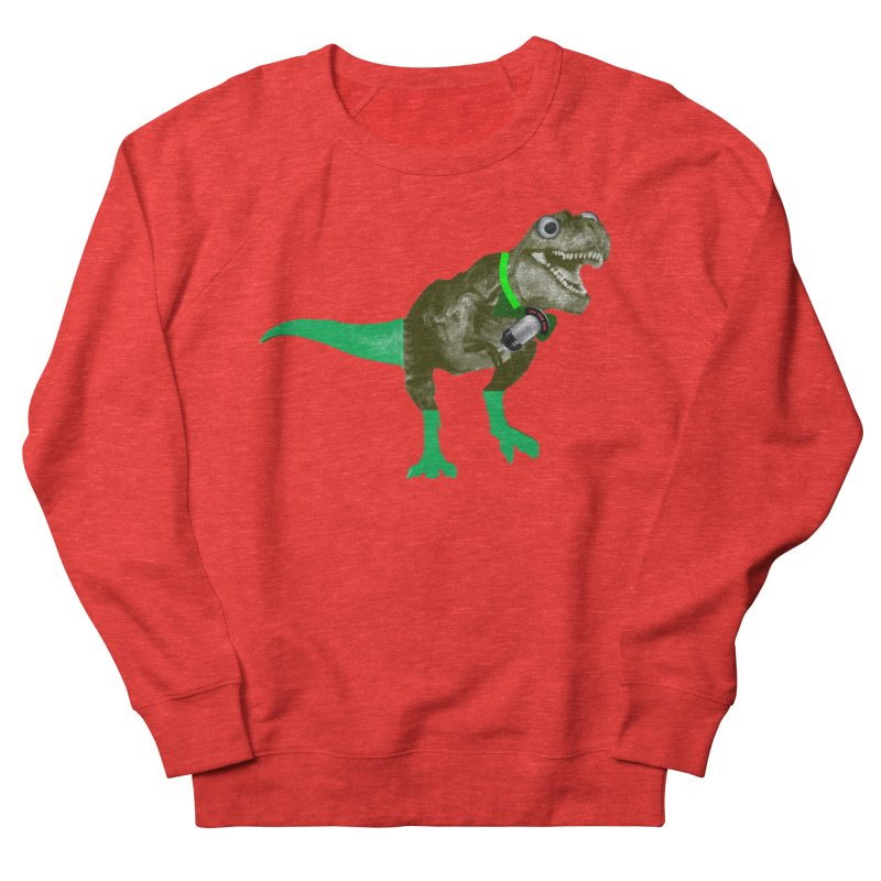 Lulzard the Lulzilla Lizard Men's Sweatshirt by PGMercher  - A Pretty Good Merch Shop