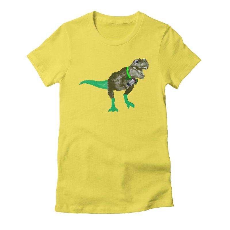 Lulzard the Lulzilla Lizard Women's T-Shirt by PGMercher  - A Pretty Good Merch Shop