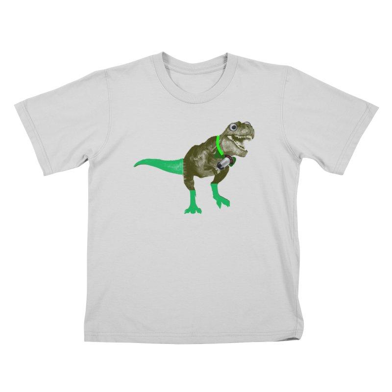 Lulzard the Lulzilla Lizard Kids T-Shirt by PGMercher  - A Pretty Good Merch Shop