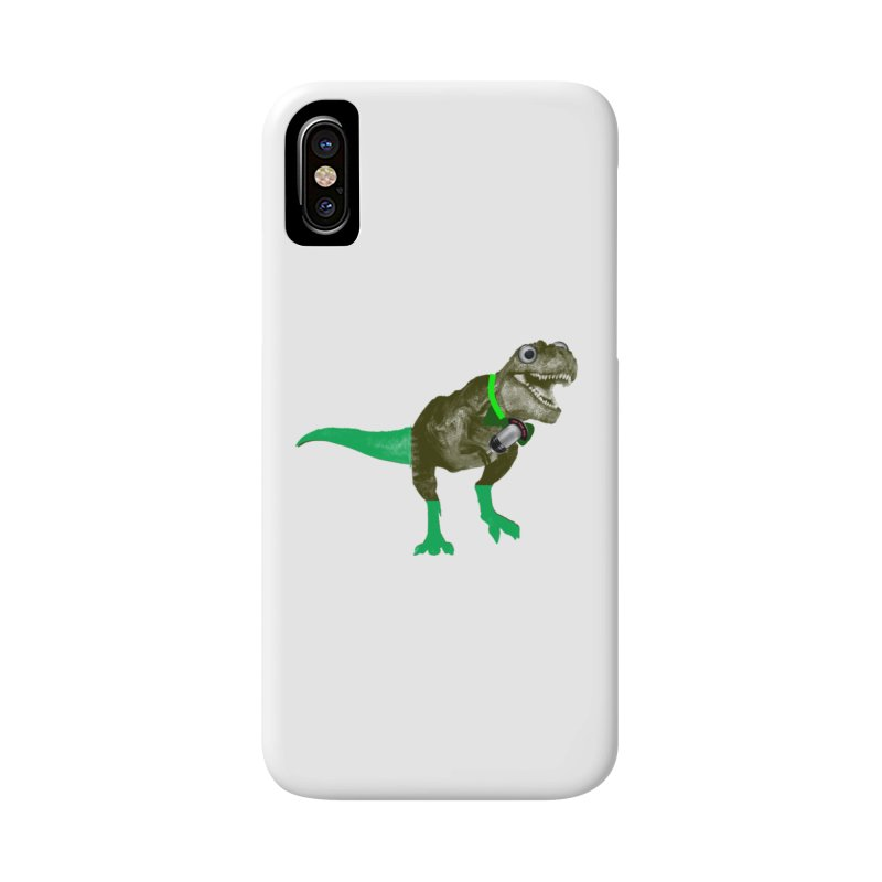 Lulzard the Lulzilla Lizard Accessories Phone Case by PGMercher  - A Pretty Good Merch Shop