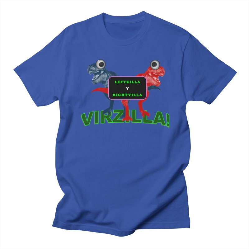 Virzilla Men's T-Shirt by PGMercher  - A Pretty Good Merch Shop