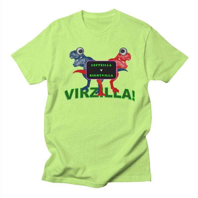 Virzilla Men's T-Shirt by PGMercher  - A Pretty Good Merch Shop