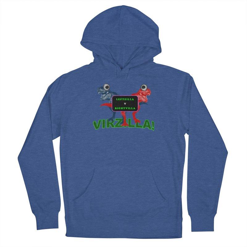 Virzilla Women's Pullover Hoody by PGMercher  - A Pretty Good Merch Shop