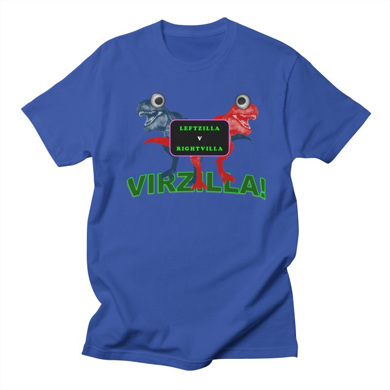 Virzilla Men's Regular T-Shirt by PGMercher  - A Pretty Good Merch Shop