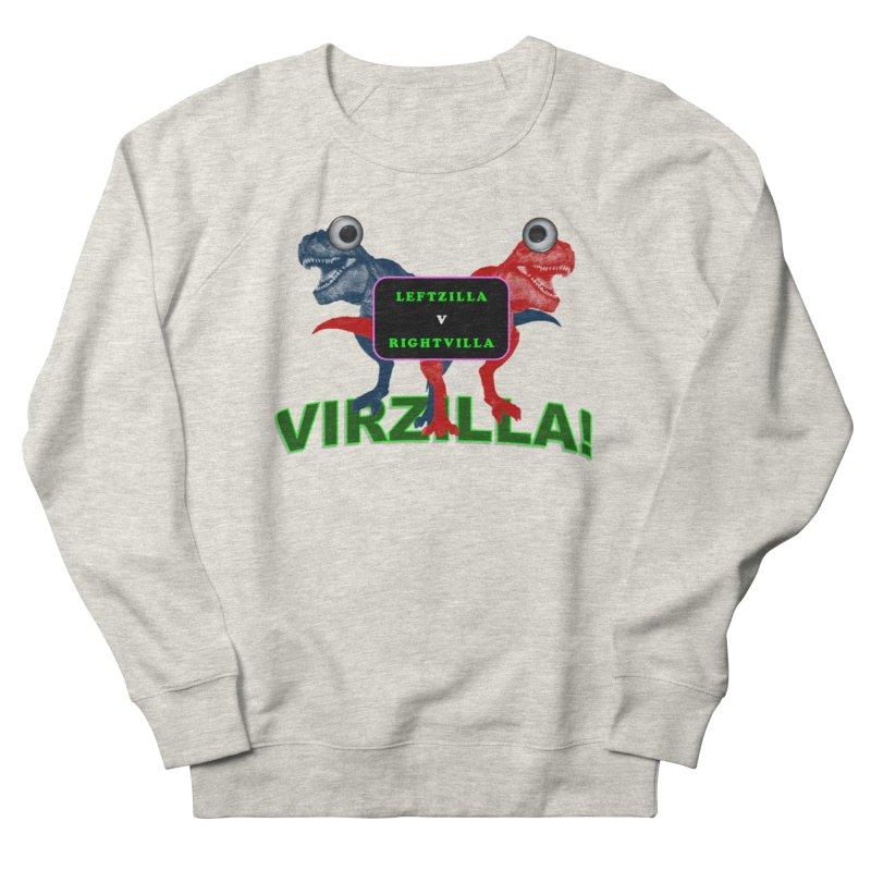 Virzilla Men's Sweatshirt by PGMercher  - A Pretty Good Merch Shop