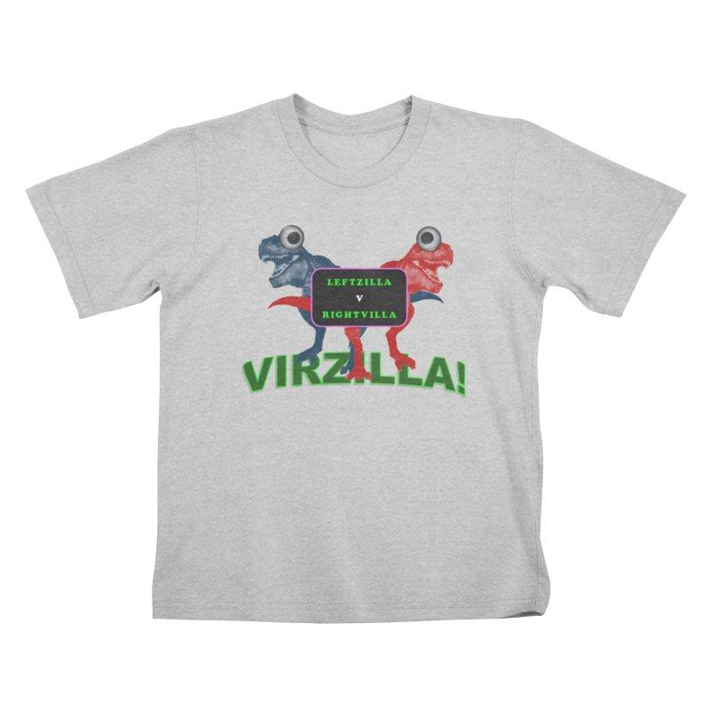 Virzilla Kids T-Shirt by PGMercher  - A Pretty Good Merch Shop