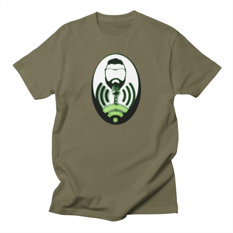 PGNewser Profile Men's T-Shirt by PGMercher  - A Pretty Good Merch Shop