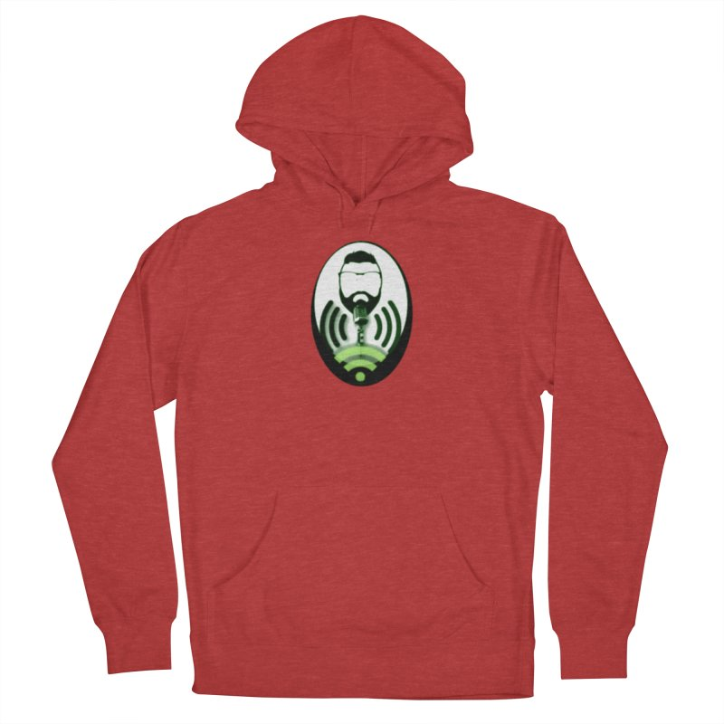 PGNewser Profile Women's French Terry Pullover Hoody by PGMercher  - A Pretty Good Merch Shop