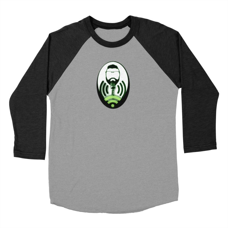 PGNewser Profile Men's Baseball Triblend Longsleeve T-Shirt by PGMercher  - A Pretty Good Merch Shop