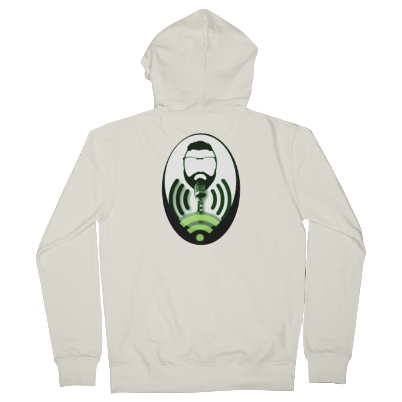 PGNewser Profile Men's French Terry Zip-Up Hoody by PGMercher  - A Pretty Good Merch Shop