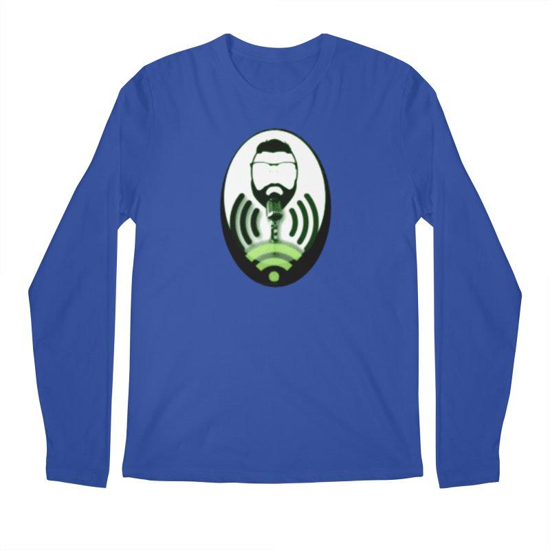 PGNewser Profile Men's Longsleeve T-Shirt by PGMercher  - A Pretty Good Merch Shop