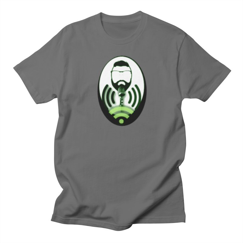 PGNewser Profile Men's Regular T-Shirt by PGMercher  - A Pretty Good Merch Shop