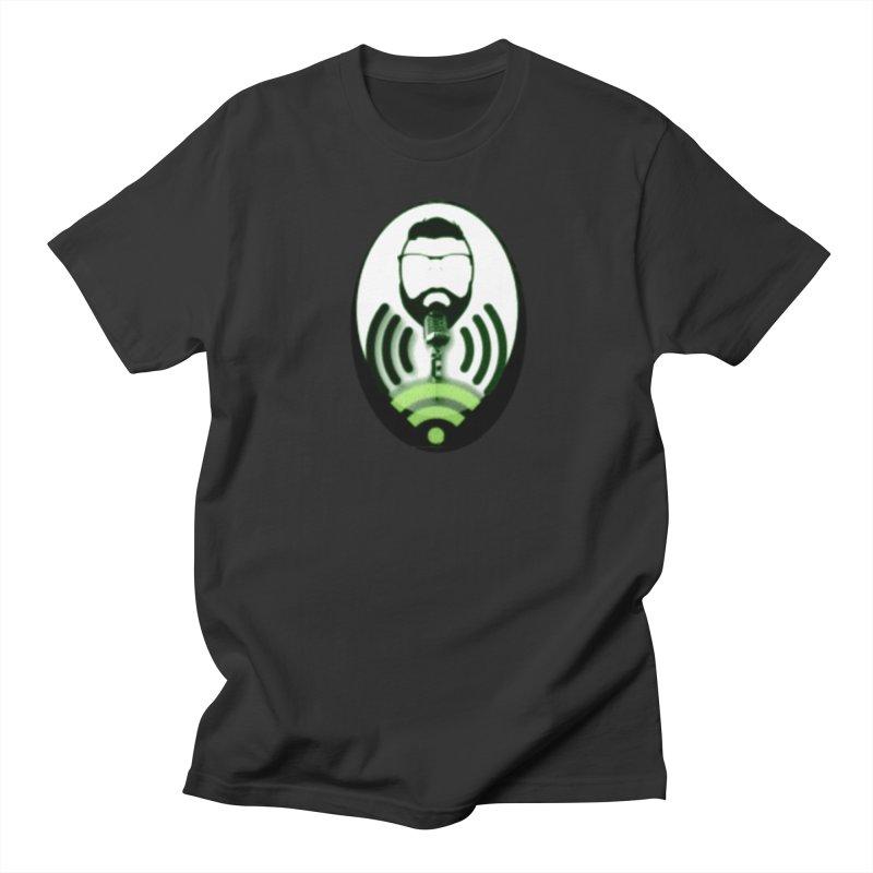 PGNewser Profile Men's Regular T-Shirt by PGMercher  - A Pretty Good Merch Shop