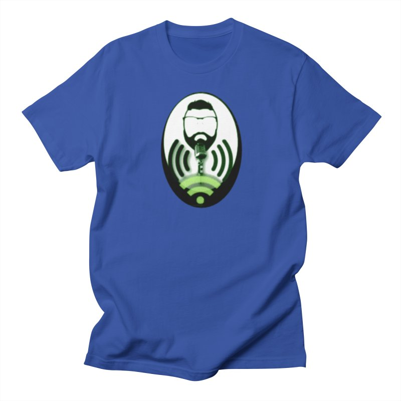 PGNewser Profile Men's T-Shirt by PGMercher  - A Pretty Good Merch Shop