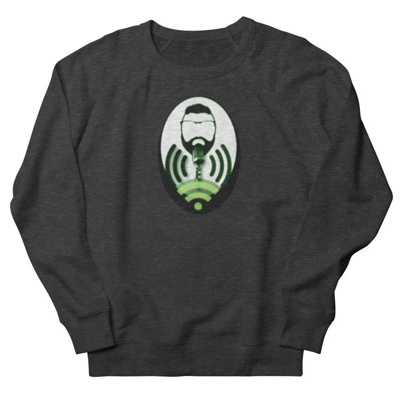 PGNewser Profile Men's French Terry Sweatshirt by PGMercher  - A Pretty Good Merch Shop