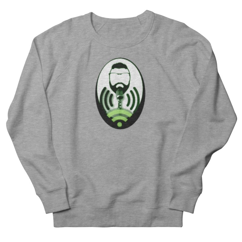 PGNewser Profile Men's French Terry Sweatshirt by PGMercher  - A Pretty Good Merch Shop